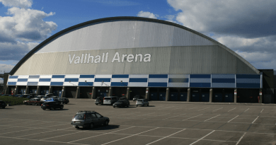 Vallhall Arena