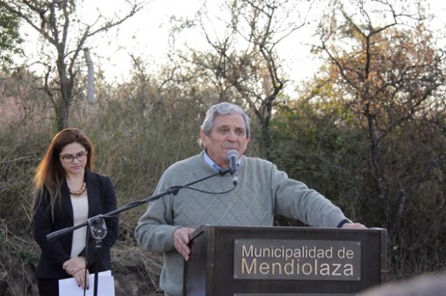 Ministro José Garcia.