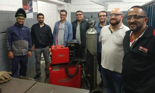 Alunos da Fatec-SP visitam o Centro de Tecnologia da Voestalpine Böhler