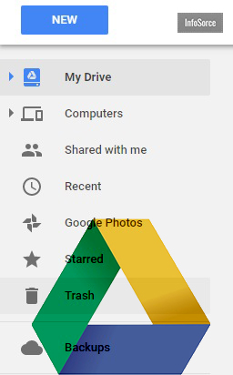 Recover permanently deleted files from google drive