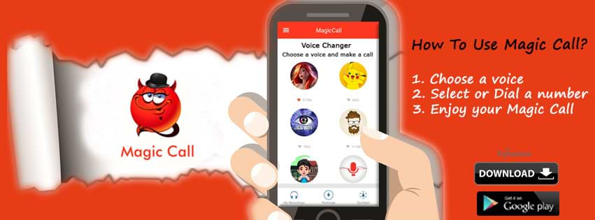 Voice changer app phone call