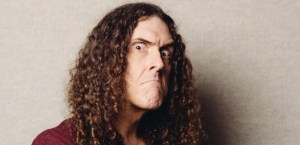 Weird Al Yankovic hair