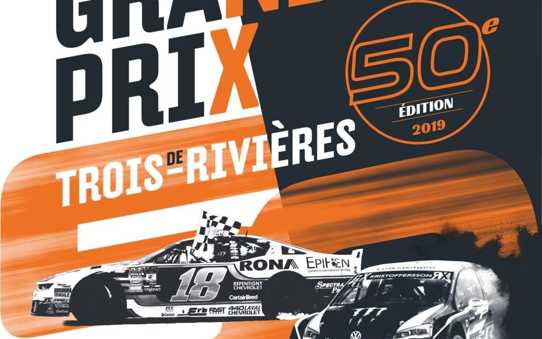 Le Grand Prix de Trois-Rivières, pour la 50e fois