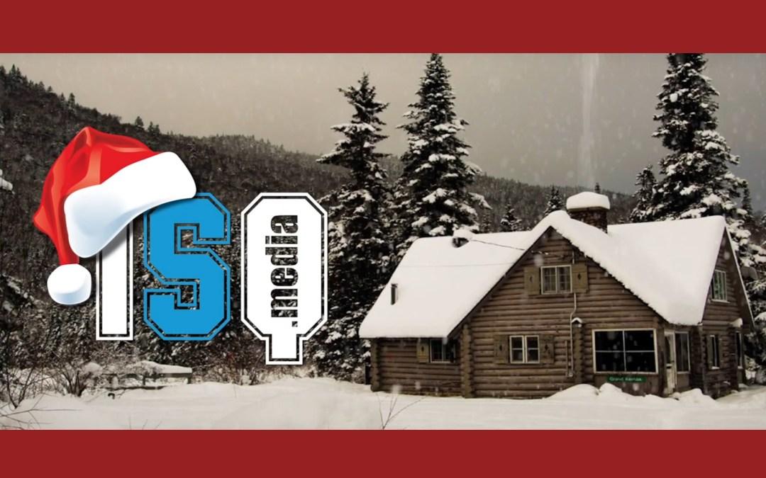 L'équipe de ISQ.media vous souhaite de Joyeuses fêtes!