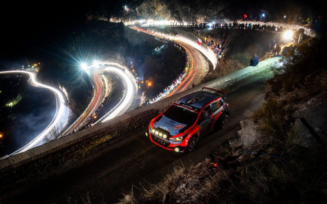 Et c'est parti pour la saison 2020 du WRC