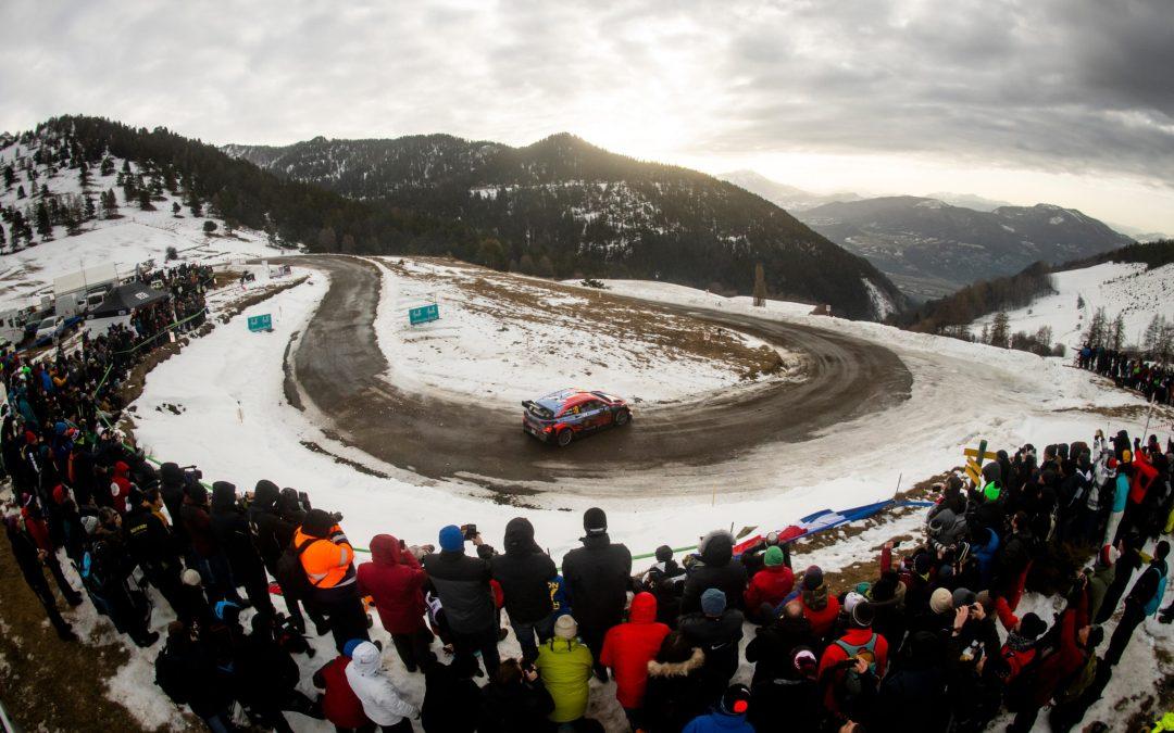 Neuville gagne le Rallye Monte-Carlo