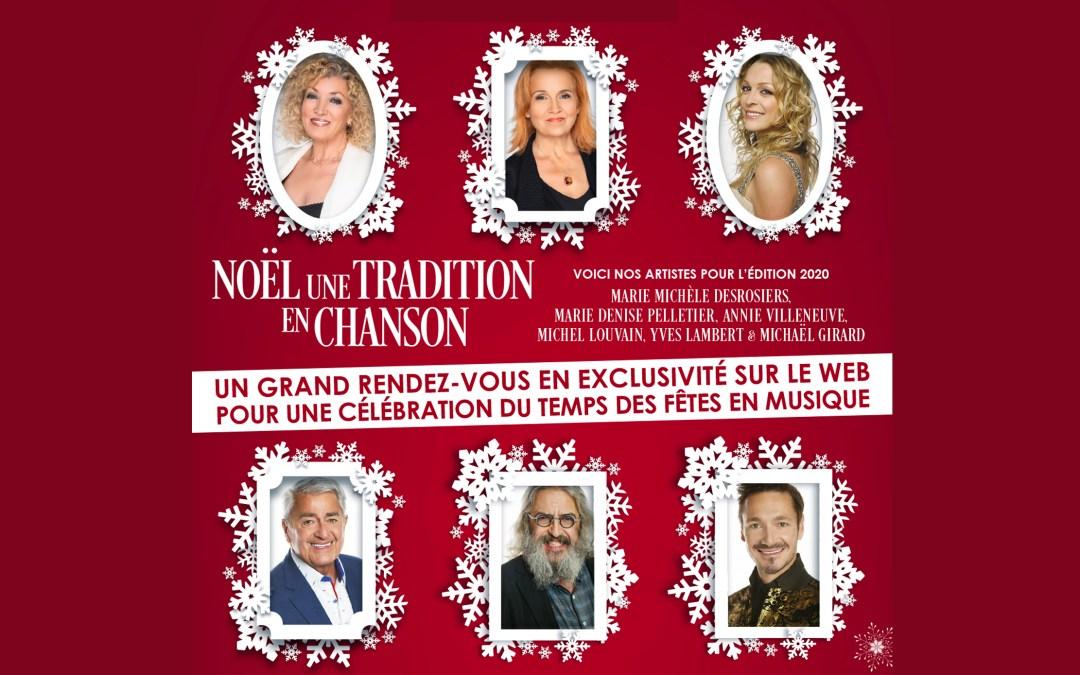 Noel, une tradition en chansons