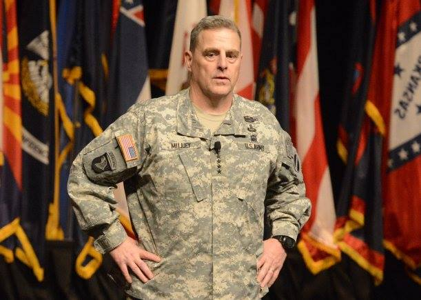 Mark A  Milley Biography | wiki | Career Family Education | News