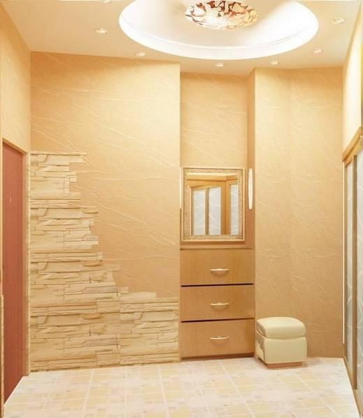 дизайн маленького коридора в квартире фото реальные 6