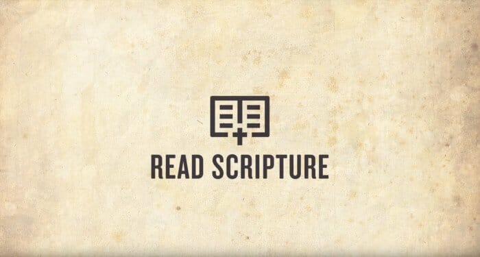 Why study the Bible