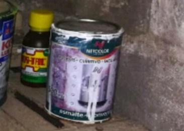 El pesticida, de uso frecuente en los hogares, encontrado oculto en la vivienda de la sospechosa