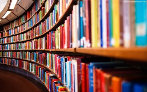 Books-In-Library-Images