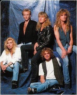 Def Leppard, The Cartoon Series 1