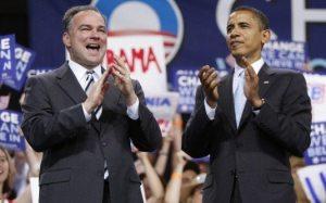 Obama Prank Calls Governor Tim Kaine 1