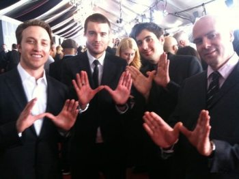 Random Grammy Awards Pre-Show 2