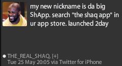 Shaq Has His Own App 1