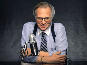 Larry King Ending His Nightly Show 1