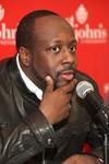 NEW YORK - FEBRUARY 18:  Musician Wyclef Jean ...