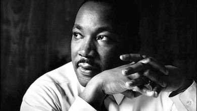 Photo of Martin Luther King Jr., an Opinion from a White Guy