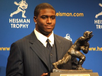 NCAA Wants Reggie's Heisman Back 1