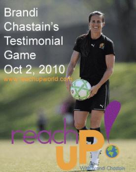 Honoring Brandi Chastain 1