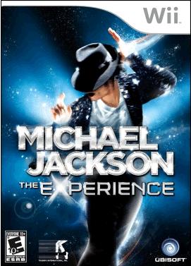 Michael Jackson The Experience 1