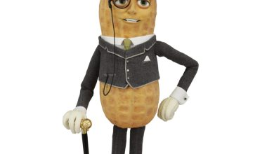 Photo of Mr. Peanut Speaks for the First Time in 94 Years