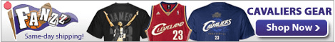 NBA and Cleveland Prepare For Return of King James 1