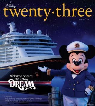 Spring Issue of Disney Twenty-Three Sets Sail February 1 1