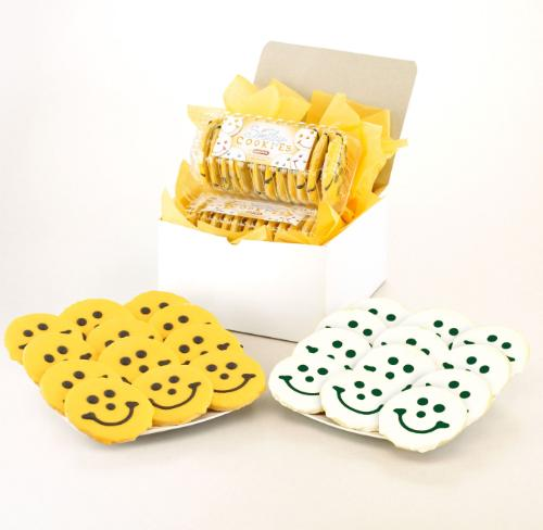 Get Your Smiley Cookies For The Game 1