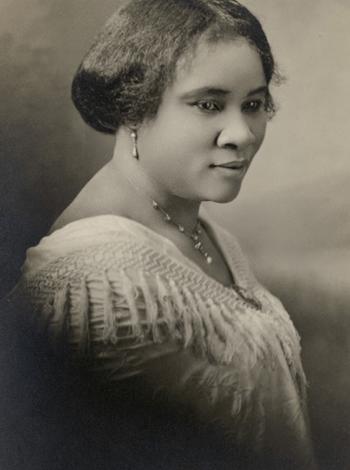 Photo of Madam C.J. Walker