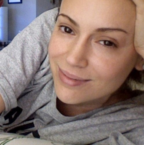 Alyssa Milano Going To Be A Mom 1