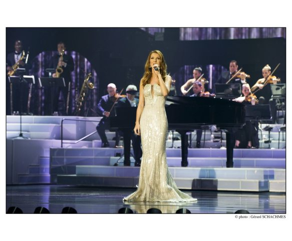 Celine Dion Getting Back On The Vegas Stage 1