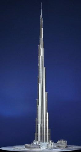 Burj Dubai: World's Tallest Building 1