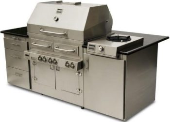 Hybrid Fire Grills by Kalamazoo 1