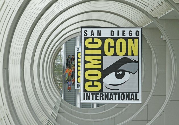 Photo of Comic-Con 2011: Dress Rehearsal for Halloween