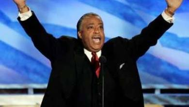 Photo of Al Sharpton Gets a Show