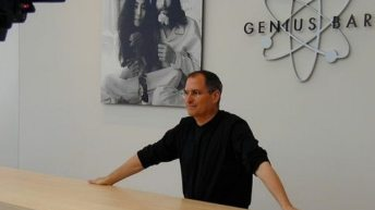 Steve Jobs On Failure [video interview] 3