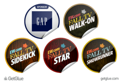 GetGlue and The Gap Team Up For 40% Off Deals 1