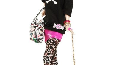 "Photo of Now Introducing… Tokidoki ""Tattoo"" Barbie"