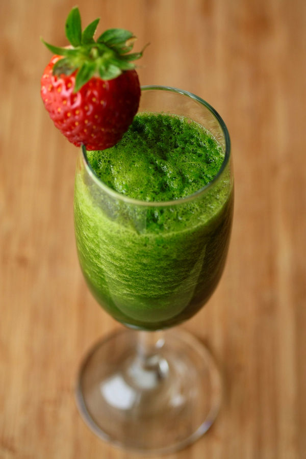 Juicing For Health: Can Green Smoothies Stop Junk Food Cravings? 1