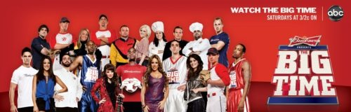 """Budweiser Presents """"The Big Time"""" - Social Reality Show 1"""