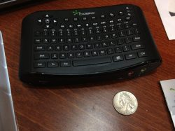 Cideko Air Keyboard Chatting AK05 Review 2