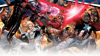 Marvel's Avengers vs. X-Men kicks off in April 2