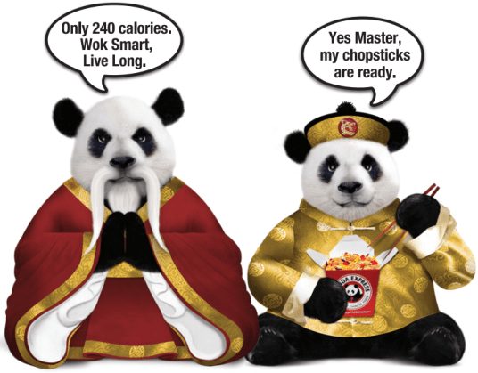 Chinese New Year = Free Panda Express 2