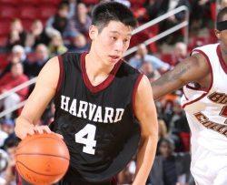 Jeremy Lin at Harvard