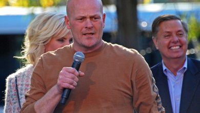 Photo of Joe The Plumber: He's Back !!
