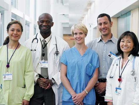 Photo of Healthcare Professionals Turning to Online Universities for Necessary Informatics Training