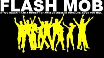 Flash Mob Graduation 2