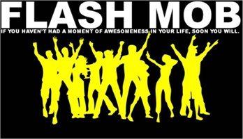 Photo of Flash Mob Graduation